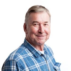 IV-työnjohtaja Markku Henttonen