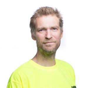Injektointityönjohtaja Petri Koskinen