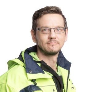 Injektointityönjohtaja Marko Uusiportimo