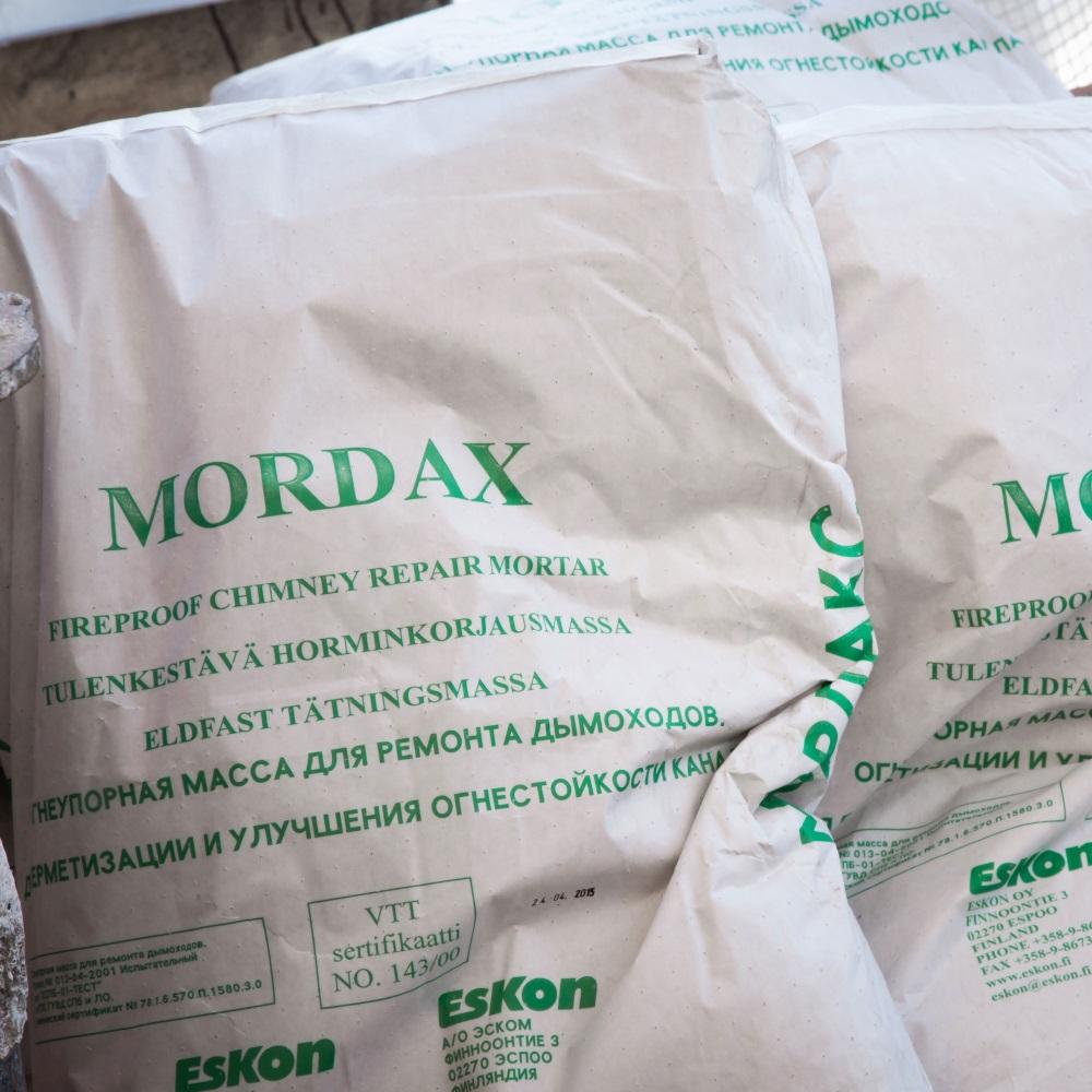 Mordax-massa