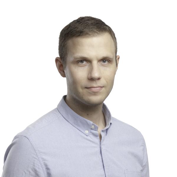 Tekninen myynti, Simon Söderlund